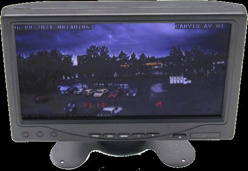 Монитор CARVIS MT-207 с матрицей TFT